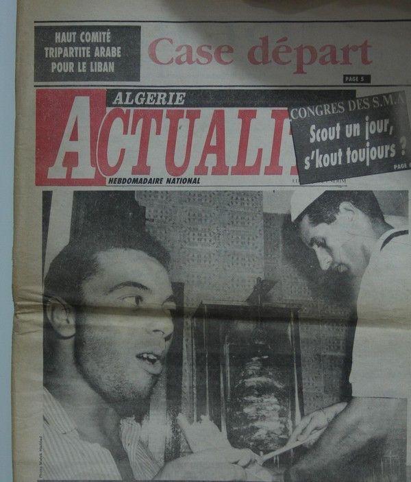 journal khabar algeria