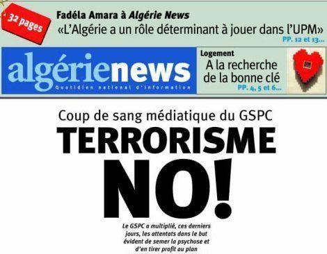 Un nouveau journal francophone : Algérie News